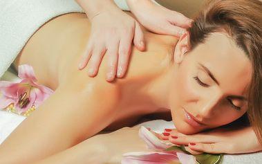Božské relaxační masáže pro vás i vaši maminku