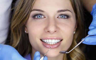 Profesionální dentální hygiena a sada pomůcek