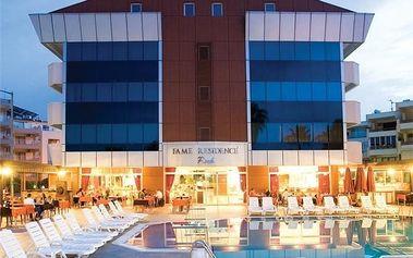 Turecko - Kemer na 8 až 12 dní, all inclusive nebo ultra all inclusive s dopravou letecky z Prahy