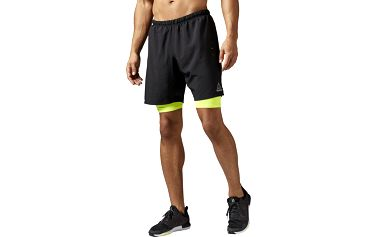Reebok One Series 2-1 Activchill Short M