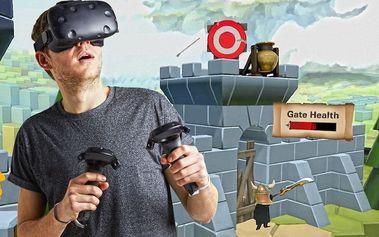 Virtuální realita na vlastní kůži - 35 minut hraní