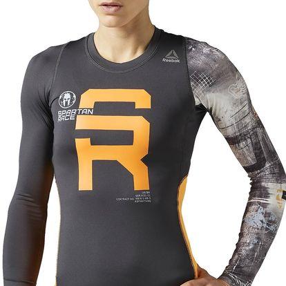 Reebok Spartan Race LS Compressionrsn S