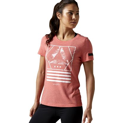 Reebok Workout Ready CS Graphic Tee S