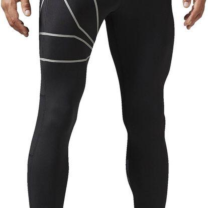 Pánské běžecké kalhoty Reebok One Series Tight L
