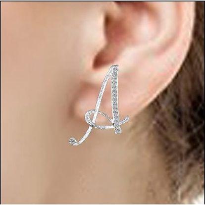 Náušnice - abeceda