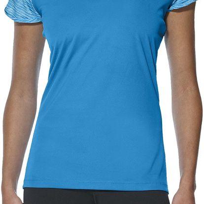 Dámské běžecké tričko Asics fuzeX SS Top S