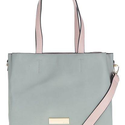 Světle zelená kabelka Gionni Aya