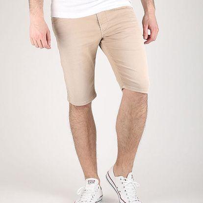 Kraťasy Diesel KROSHORT-NE CALZONCINI Jogg Jeans 36 Barevná + DOPRAVA ZDARMA