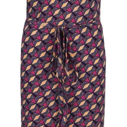 Šedé vzorované šaty Tranquillo Jorinde