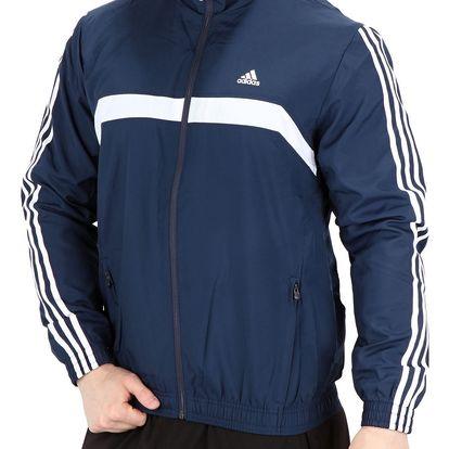 Pánská šusťáková sportovní bunda Adidas vel. S