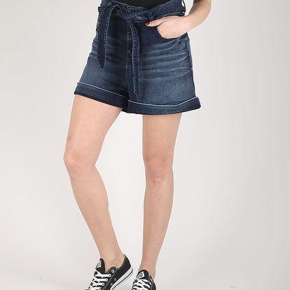 Kraťasy Diesel KAWAII-NE CALZONCINI Jogg Jeans 31 Barevná + DOPRAVA ZDARMA