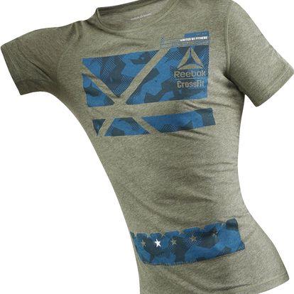 Reebok CrossFit Performance Blend Tee Graphic M