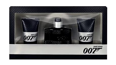 James Bond 007 James Bond 007 EDT dárková sada M - EDT 50 ml + sprchový gel 2x 50 ml