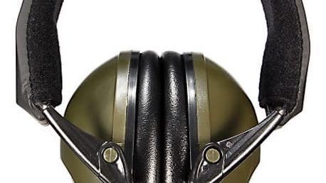 Protihluková sluchátka s elektronickou detekcí