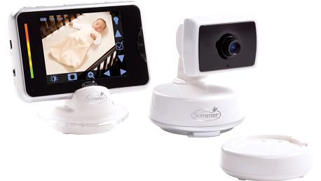 SUMMER INFANT Baby Touch Plus Digital Video Monitor