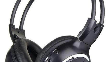 Skládací bezdrátová bluetooth sluchátka