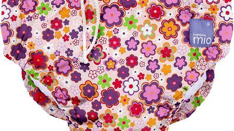 BAMBINO MIO Kalhotková koupací plena Ditzy Floral vel.M (7-9kg)