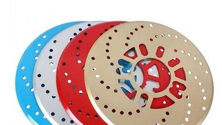 Ozdobná destička na brzdový kotouč (2 kusy) - 4 barvy