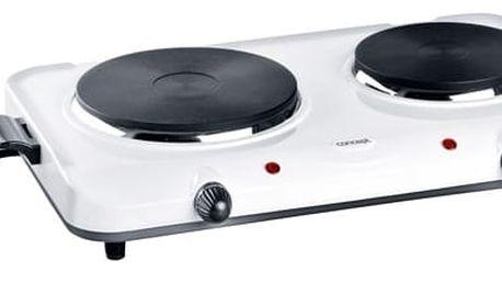 Dvouplotýnkový vařič Concept VE-3020