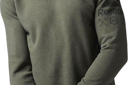 Reebok Quik Cotton Crew Sweatshirt M