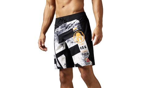 Pánské běžecké kraťasy Reebok Spartan Short L