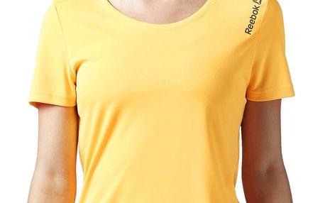 Dámské běžecké tričko Reebok Running Essentials SS Tee XL