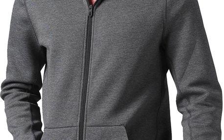 Pánská sportovní mikina Reebok Quik Cotton FZ Hood L