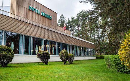Hotel Bezděz *** u Máchova jezera, jaro a léto s polopenzí a neomezeným vstupem do bazénu