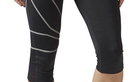 Dámské běžecké kalhoty Reebok One Series Capri S