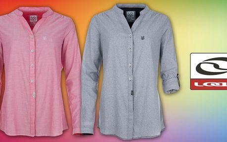 Dámská bavlněná košile Loap