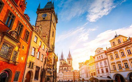 Luxusní noc: Apartmán s jacuzzi v centru Prahy