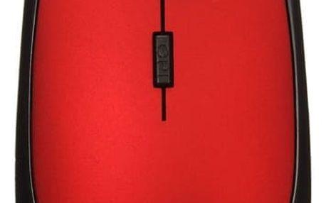 Ultratenká myš do USB - bezdrátová