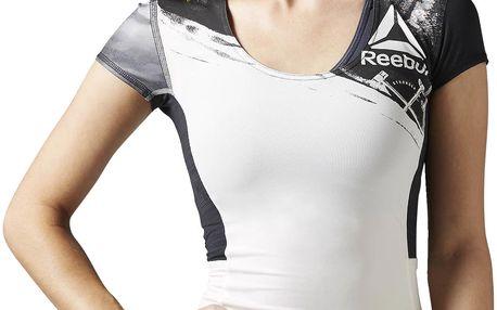 Dámské sportovní tričko Reebok Activchill SS Compression Tee M