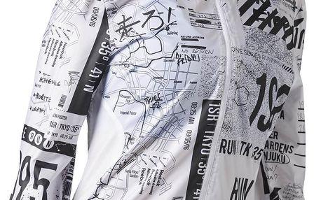 Dámská běžecká bunda Reebok One Series Woven Jacket M