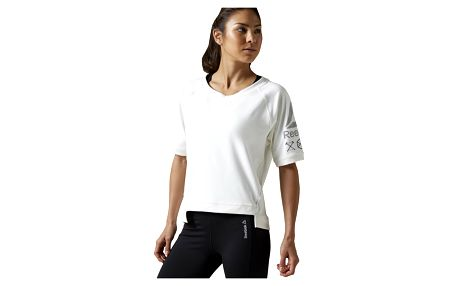 Dámské sportovní tričko Reebok Speedwick SS Cover-Up S