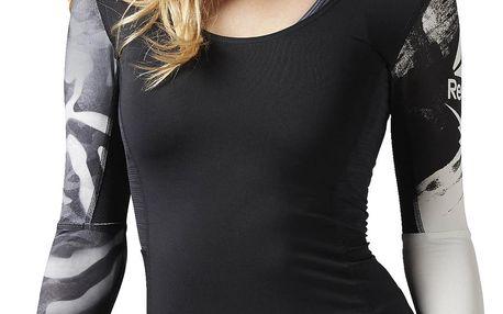 Dámské sportovní tričko Reebok Activchill LS Compression M