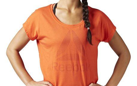 Dámské sportovní tričko Reebok Burnout Tee XS