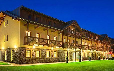 Báječný jarní oddych v novém 4* hotelu na Lipně