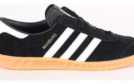 Boty adidas Originals HAMBURG 482/3 Černá