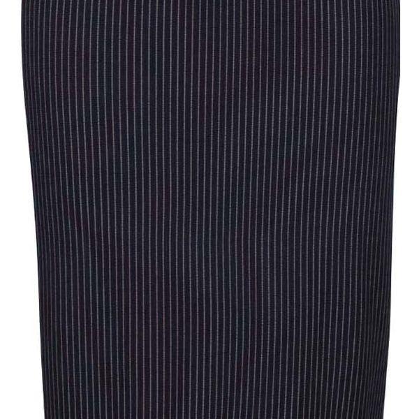 Tmavě modrá pruhovaná sukně Selected Femme Reina