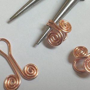Kurz pro začátečníky výroba drátovaných šperků