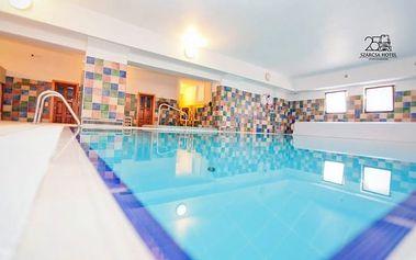 Maďarsko s polopenzí, bazény a wellness