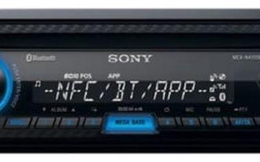 Autorádio s CD Sony MEX-N4100BT + dárek
