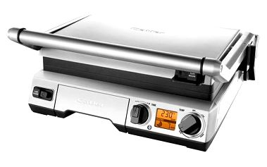 Gril Catler GR 8030 nerez Mlýnek na pepř a sůl Catler SM 2011 + K nákupu poukaz v hodnotě 1 000 Kč na další nákup + Doprava zdarma