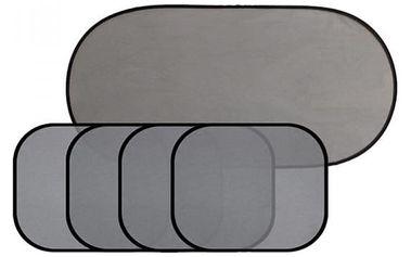 Sluneční clona do auta - 5 kusů