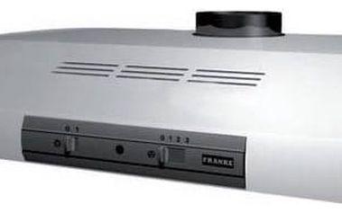 Odsavač par Franke FTT 632 XS FM nerez + K nákupu poukaz v hodnotě 1 000 Kč na další nákup + Doprava zdarma