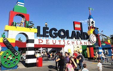 Celodenní zájezd se vstupem na všechny atrakce do LEGOLANDU Deutschland pro 1