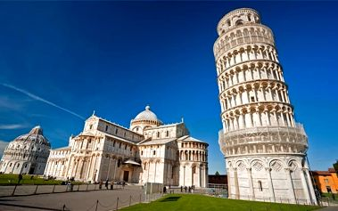 5denní zájezd pro 1 za krásami Toskánska do Florencie, Pisy a na Elbu