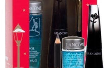 Lancome Grandiose dárková kazeta pro ženy řasenka Grandiose 10 ml + odličovací přípravek Bi-Facil Demaquilant Yeux 30 ml + tužka na oči Mini Crayon Khol 0,7 g Black