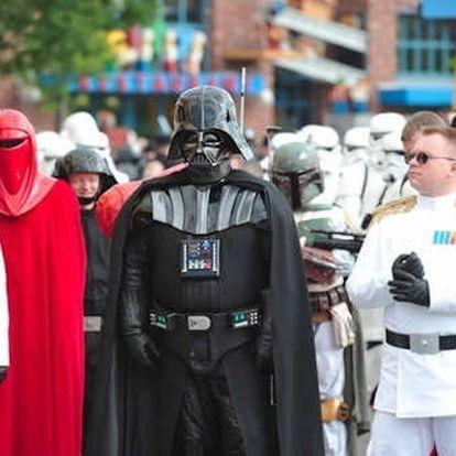Den Star Wars v Legolandu v Německu 17.6. s odjezdem z Brna a Bratislavy